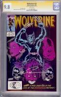 Wolverine #31 CGC 9.8 w CGC Signature SERIES