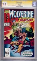 Wolverine #32 CGC 9.8 w CGC Signature SERIES