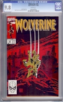 Wolverine #33 CGC 9.8 w