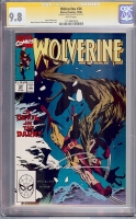 Wolverine #34 CGC 9.8 w CGC Signature SERIES
