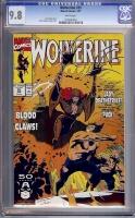 Wolverine #35 CGC 9.8 w