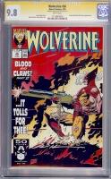 Wolverine #36 CGC 9.8 w CGC Signature SERIES