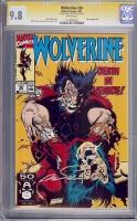 Wolverine #38 CGC 9.8 w CGC Signature SERIES
