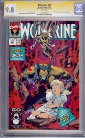Wolverine #39 CGC 9.8 w CGC Signature SERIES