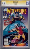 Wolverine #40 CGC 9.8 w CGC Signature SERIES