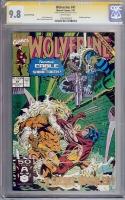 Wolverine #41 CGC 9.8 w CGC Signature SERIES