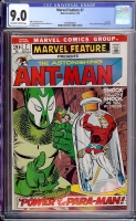 Marvel Feature #7 CGC 9.0 ow/w