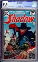 Shadow #1 CGC 9.4 ow/w