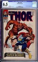 Thor #135 CGC 6.5 ow/w