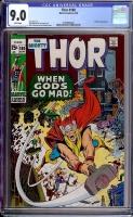 Thor #180 CGC 9.0 w