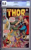 Thor #181 CGC 8.0 ow/w