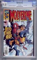 Wolverine #131 CGC 9.8 w