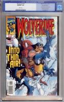 Wolverine #131 CGC 9.8 w Recalled Edition