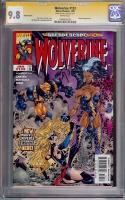Wolverine #133 CGC 9.8 w