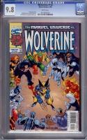Wolverine #134 CGC 9.8 w