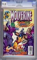 Wolverine #135 CGC 9.8 w