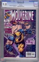 Wolverine #136 CGC 9.8 w