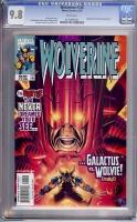 Wolverine #138 CGC 9.8 w