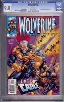 Wolverine #139 CGC 9.8 w