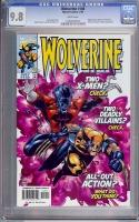 Wolverine #140 CGC 9.8 w