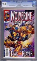 Wolverine #141 CGC 9.8 w