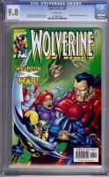Wolverine #143 CGC 9.8 w
