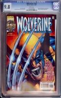 Wolverine #145 CGC 9.8 w