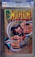 Wolverine #145 CGC 9.8 w Dynamic Forces Holofoil