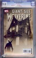 Giant-Size Wolverine #1 CGC 9.8 w