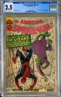 Amazing Spider-Man #6 CGC 2.5 cr/ow
