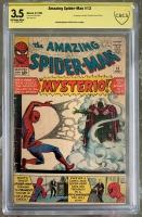 Amazing Spider-Man #13 CBCS 3.5 n/a CBCS Verified Signature Program