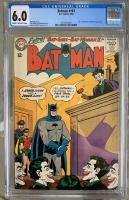 Batman #163 CGC 6.0 cr/ow