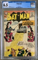 Batman #120 CGC 6.5 lt/ow