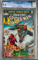 Amazing Spider-Man #122 CGC 9.0 ow