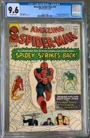 Amazing Spider-Man #19 CGC 9.6 ow