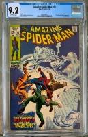 Amazing Spider-Man #74 CGC 9.2 ow