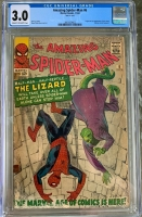 Amazing Spider-Man #6 CGC 3.0 cr/ow