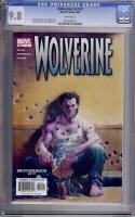 Wolverine Vol 3 #2 CGC 9.8 w