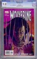Wolverine Vol 3 #7 CGC 9.8 w