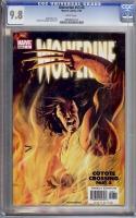 Wolverine Vol 3 #8 CGC 9.8 w