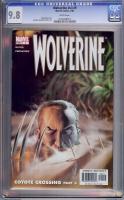 Wolverine Vol 3 #9 CGC 9.8 w