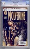 Wolverine Vol 3 #13 CGC 9.8 w