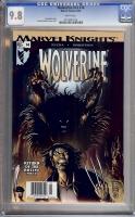 Wolverine Vol 3 #14 CGC 9.8 w