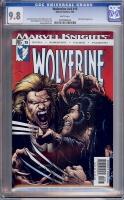Wolverine Vol 3 #15 CGC 9.8 w