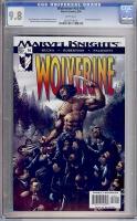 Wolverine Vol 3 #16 CGC 9.8 w