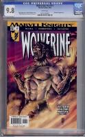 Wolverine Vol 3 #17 CGC 9.8 w