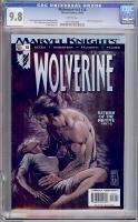 Wolverine Vol 3 #18 CGC 9.8 w