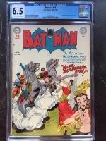 Batman #56 CGC 6.5 ow/w