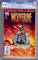 Wolverine Vol 3 #48 CGC 9.8 w