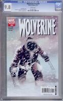 Wolverine Vol 3 #49 CGC 9.8 w
